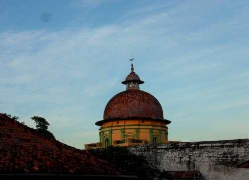 Makam Asta Tinggi Sumenep Madura East Java