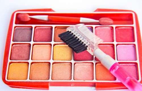 Makeup Colors Beauty Girl Fashion Face Color