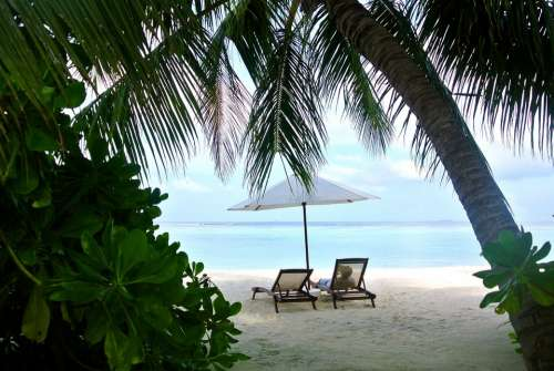 Maldives Beach Holiday Vocation Clear Water Resort