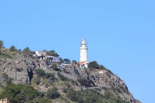 Mallorca Lighthouse Cap Formentor