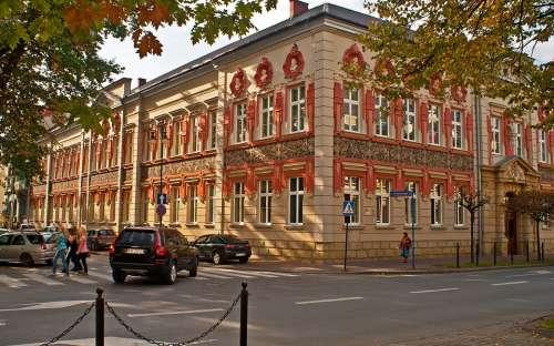 Malopolska Architecture The School Building School