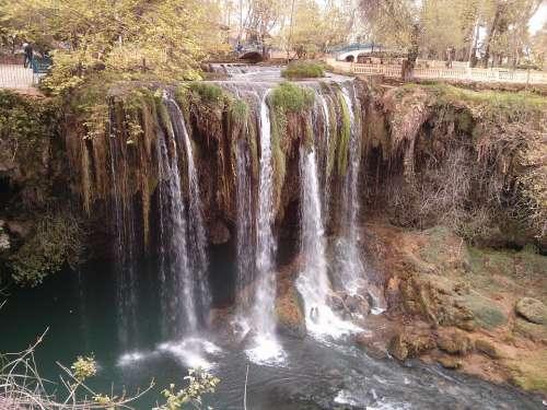 Manavgat Waterfall Antalya