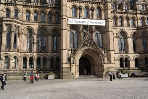 Manchester Albert Square Manchester City Council