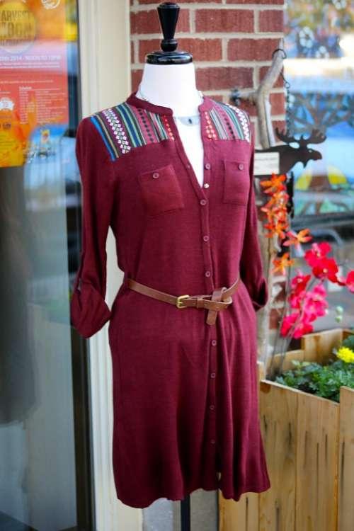 Mannequin Dress Shop Fashion Female Clothing