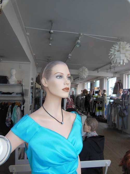 Mannequin Doll Fashion Fashion Shop Shop Shopping