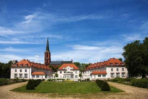 Mansion Frankfurt Architecture Park Sky