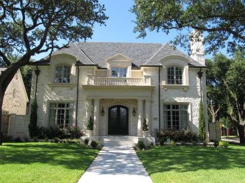 Mansion House Home Estate Residential Residence