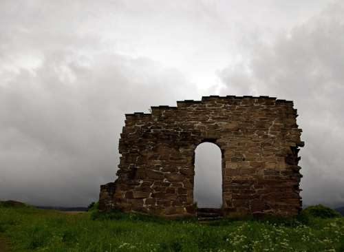 Margaretakirken Church Ruins Church Ruins
