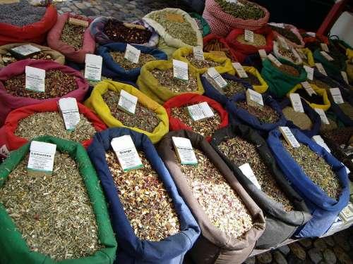 Market Stall Teas Tee Bags Market