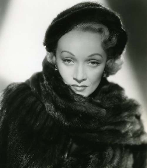 Marlene Dietrich Actress Singer Stage Movies