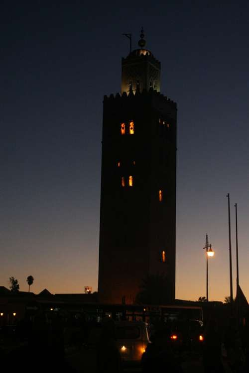 Marrakech City City Centre
