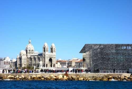 Marseille Mucem Museum France Mediterranean
