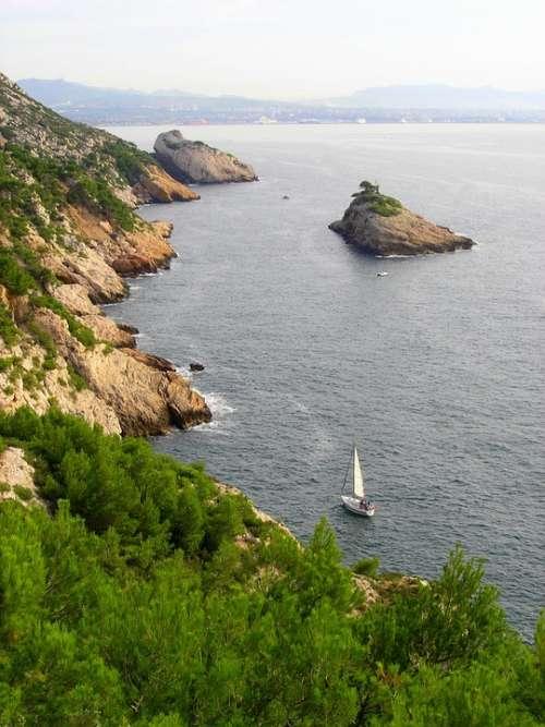 Marseille Sea Side Provence Niolon L'Estaque