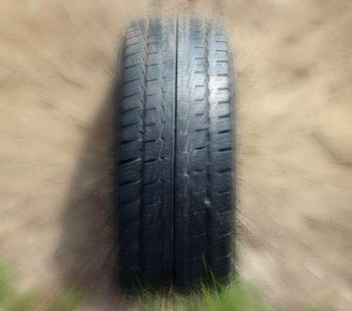 Mature Profile Pkw Auto Tires Rubber