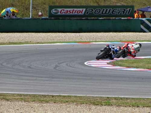 Max Biaggi Marco Melandri Racing Racing Motorcycle