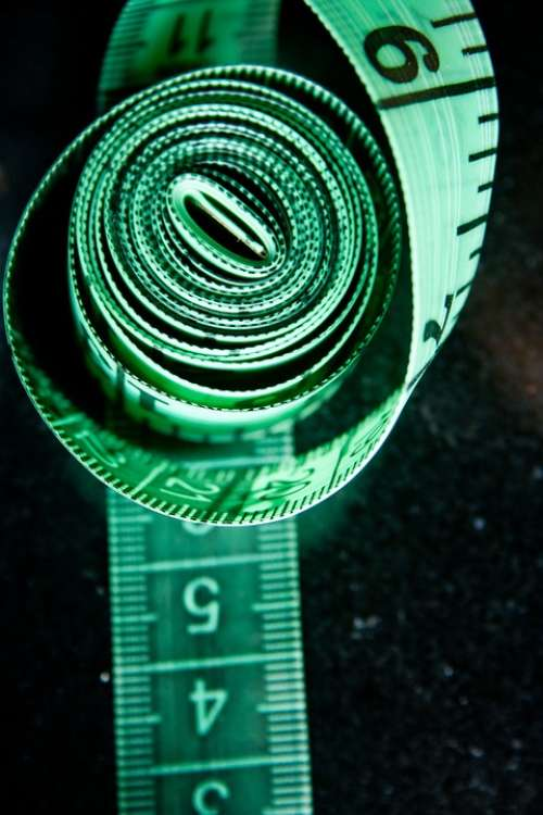 Measuring Tape Rolled Tape Length Tape-Measure