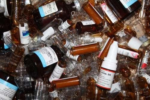 Medical Drug Medicinal Products Ampoules Bottle