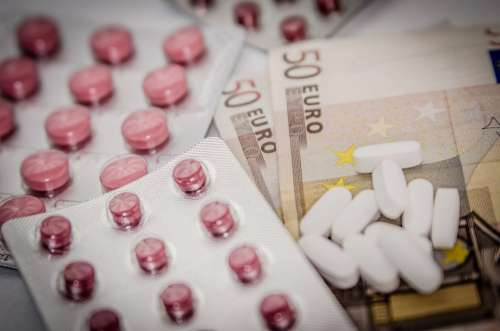 Medications Money Cure Tablets Pharmacy Medical