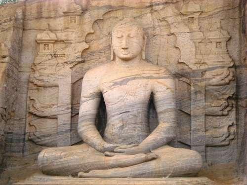 Meditation Meditate Buddha Shamanism Religion