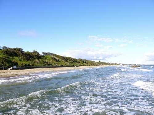 Melbourne Australia Beach Victoria Coast
