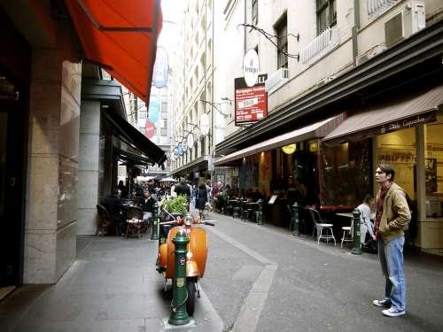 Melbourne Australia City Victoria