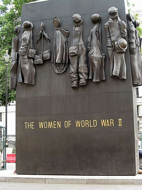 Memorial Ladies Other World War London