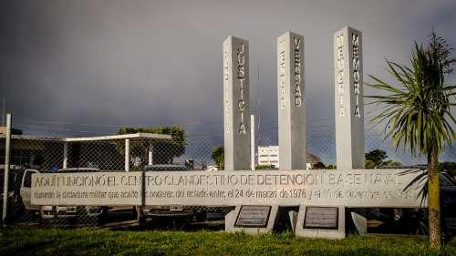 Memorial Mar Del Plata Argentina Missing