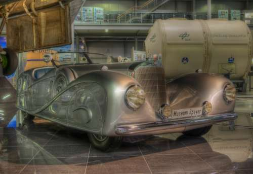 Mercedes Oldtimer Benz Automobile