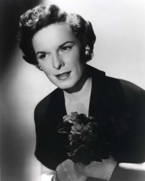 Mercedes Mccambridge Actress Stage Film Radio