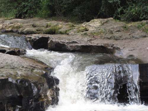 Merit Falls Mendenhall Ms Water Running Nature