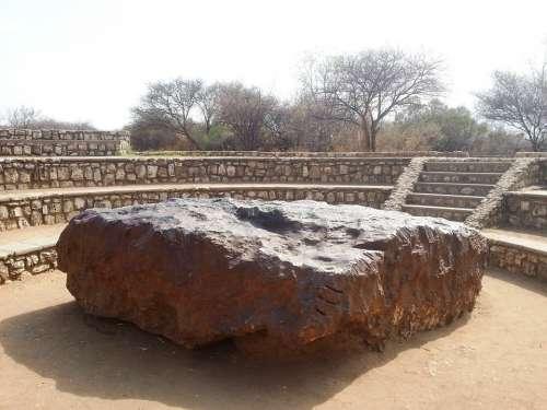 Meteorite Grootfontein Namibia Geography