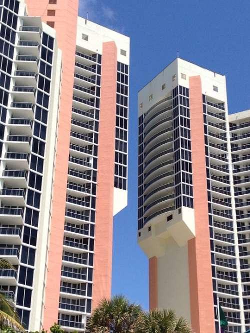 Miami Buildings City United States