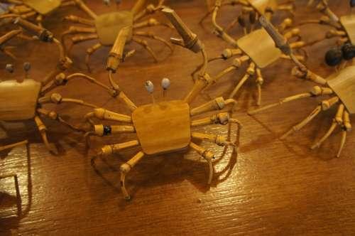 Miaoli County'S Nanchuang Nanchuang Bamboo Crab