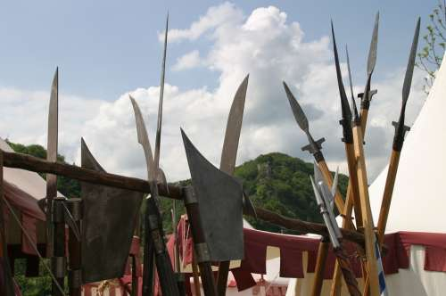 Middle Ages Medieval Festival Riedenburg