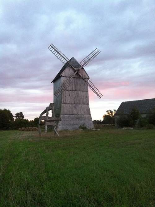 Mill Poland Former