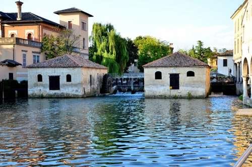 Mill Portoguaro Italy