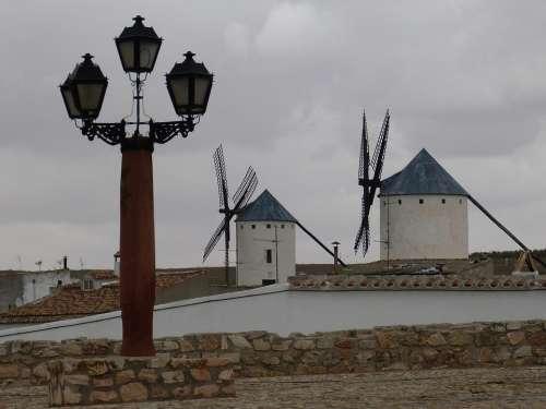 Mill Windmill Windmills Mill Museum Sky Lantern