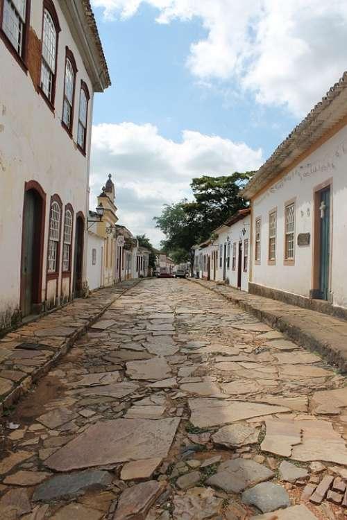 Minas Tiradentes Historic City Baroque