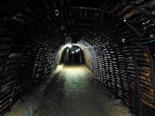 Mine Open Pit Mining Mine Devil Reason Underground