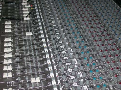 Mixer Music Studio Music System Audio Controller