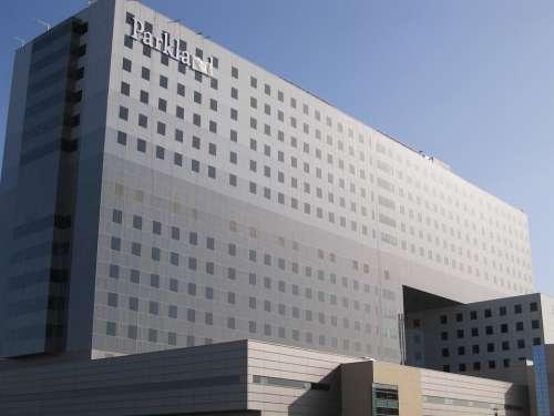 Modern Building Parkland Hospital Architecture