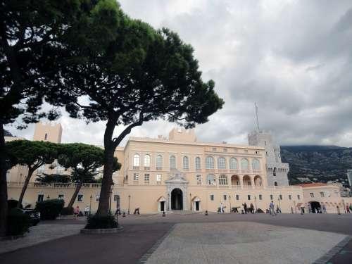 Monaco Palace Grimaldi Prince Palace Residence