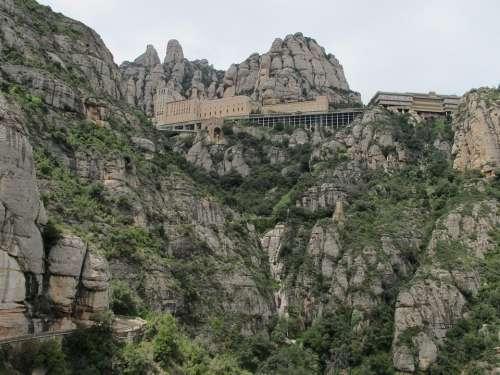Monastery Catholic Religious Religion
