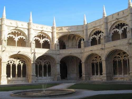 Monastery Portugal Lisbon