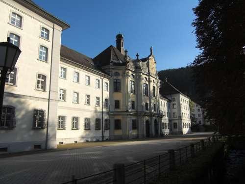 Monastery St Blasien Black Forest Facade Building