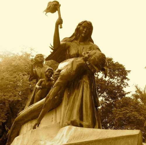 Monument Nationalism Sacrifice Historic National
