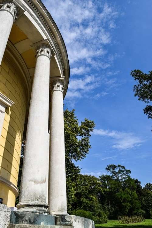 Monument Historically Columnar Building