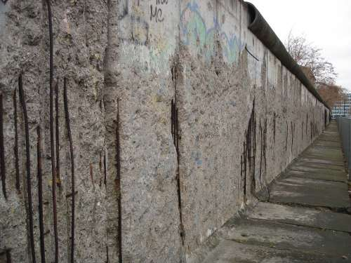 Monument Germany Concrete Communism Berlin Wall