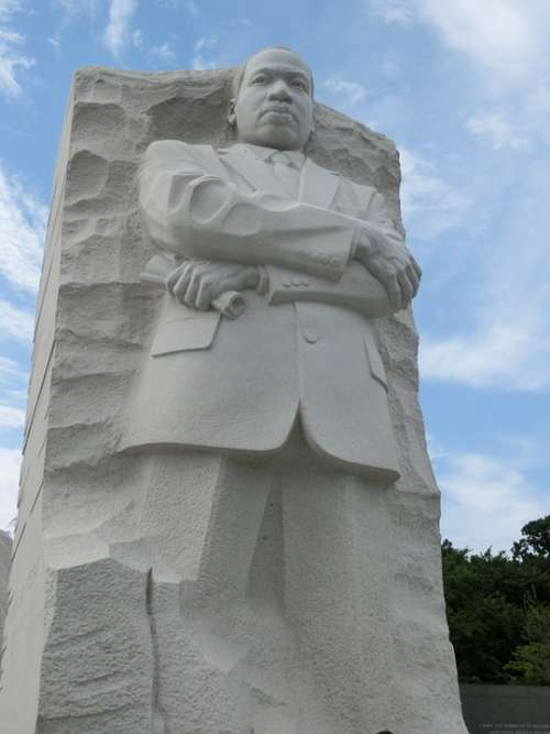 Monument Martin Luther King Places Of Interest Usa