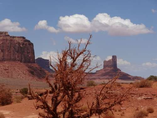 Monument Valley Southwest Usa Arizona